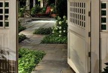 Beautiful Outdoor Walkways and Paths / Get the most out of your walkways and paths with a little help.