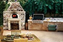 Pizza Ovens For Your Backyard / Who doesn't like a brick oven pizza on a summer night?