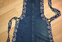 """Apron""""s / Sewing Projects"""