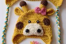 Hats / Crochet hats, ear warmers, headbands