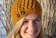 Free crochet hat patterns / Chemo Hats