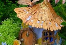 Realm Of The Fays / Fairy garden ideas