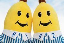 Bananas in Pyjamas Toys, Games & Gifts / Bananas in Pyjamas toys, games, gifts and collectibles from Funstra. www.funstra.com/bananas-in-pyjamas