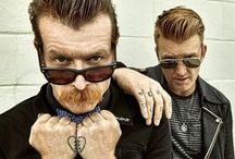 "EoDM / Eagles Of Death Metal Jesse""Boots Electric"" Hughes Joshua ""Baby Duck"" Homme"