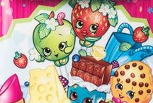 Shopkins / Shopkins toys, games, gifts and collectibles from Funstra. www.funstra.com/shopkins