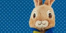Peter Rabbit / Peter Rabbit toys, games, gifts and collectibles from Funstra. www.funstra.com/peter-rabbit