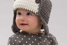 Children's hats crochet