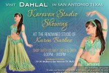 Belly Dance Shows/Events