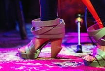 Esperanza Spalding... in my shoes! / #WHAT'S MORE ALIVE THAN YOU SS2013 SHOP COLLECTION