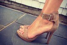 make one step forward / flats, heels, wedges... omg i want them all !