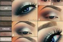 makeup. / From pictorials to just beautiful makeup looks.