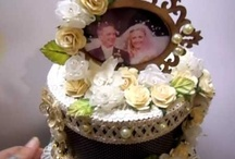 Altered Art 2012 / There are many ways to alter something ordinary and make it look fabulous!