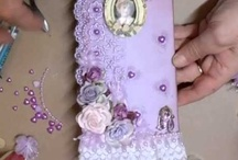 Altered Art 2013 / There are many ways to alter something ordinary and make it look fabulous!