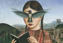 Art - Illustrations / illustrations.paintings.comic.art.beautiful images