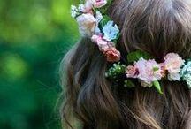 Hair & Make-up Inspiration / by Myla Manser