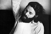 Jim Morrison Bearded / #doors #jimmorrison #beard #sixties #seventies #rock