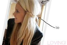 Styling your hair / Styles you'll love