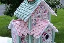 Bird houses / by Shirley Benjamin