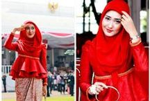 #Muslimah Celebrites Hijab