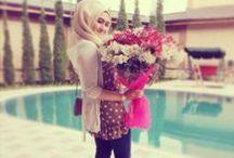 #Hijab Casual