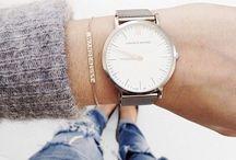 I like my watches.