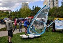 Wydarzenia / Eventy windsurfingowe