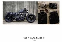 Afrikan Swiss / Life style and fashion