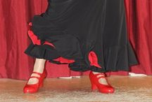 Flamenco wear