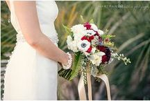 Beautiful Bouquets | Hartman Outdoor Photography / We are Wedding Photographers Based in North Carolina, but frequently travel all over to capture our clients love stories. This is a compilation of some of our favorite bouquets over the years. Please feel free to look through our website or contact us if you are interested in our photography. www.hartmanoutdoorphotography.com