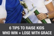 Sports for Kids / Helping kids have positive athletic experiences for essential life lessons