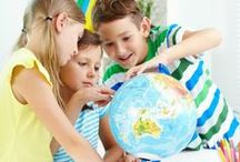 Geography / Homeschool geography~lessons, tips, ideas, materials