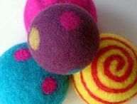 Felt fun / Ideas and tips for working with felt-activities, crafts