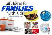 """Gift Ideas / """"Giving is better than receiving"""" Ideas, suggestions for gifts for all ages"""