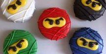 Birthdays For Boys / Boy-themed Birthday party ideas, cakes, decor
