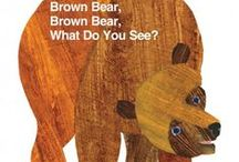 Brown Bear, Brown Bear, What Do You See? / crafts, activities, fun with the children's book by Bill Martin, Jr. and Eric Carle