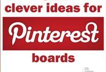 Pinterest-blog tips & ideas / Tips, ideas, tricks for using Pinterest-especially bloggers