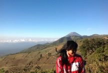 my travellers / this is my trip in some place in Indonesia