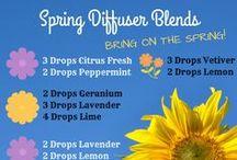 Wellness, Natural Living & Essential Oils