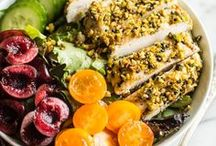 Salads / Salad recipes, salad recipes healthy, salad dressings, healthy salad recipes, salad ideas, healthy salad recipes for lunch.