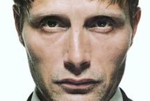 Mads Mikkelsen / I love him! I saw him for the first time in ''Casino royal''.