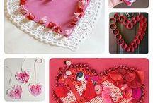 Valentine's Day / Crafts, activities, ideas, fun