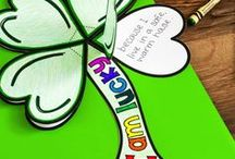 St. Patrick's Day / Crafts, activities, & fun for St. Patrick's Day in your homeschool