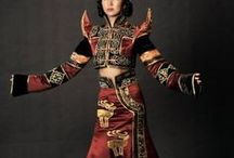Эхо: Тувинский (хакасский) костюм