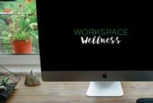 Office Health & Wellness / Tips and tricks for office health and wellness. Stay healthy while running your home business!