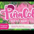 Disco Beach Bar Piñacolada / Events, concerts, shows and disco.  Move yourself at the rithm of the night at the brand new: Pinacolada disco bar!
