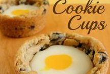 Recipes:  Cookies / by Liz McFadden