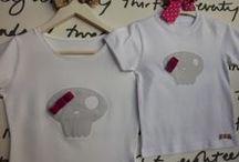 MIS CAMISETAS / Camisetas hechas a mano y personalizadas.