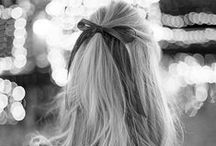 mess/hair