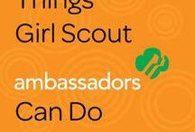 Girl Scout Ambassador