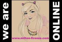 www.milton-firenze.com / Atelier/Showroom MILTON-FIRENZE